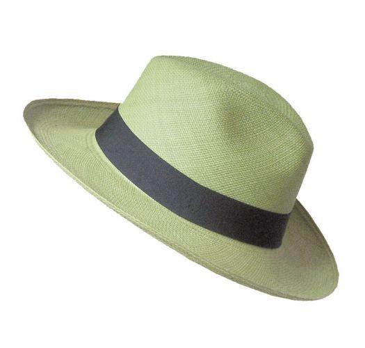 Panama klobouky - CLASSIC - Light green